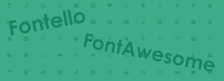 Иконочные шрифты для сайта — что это и как использовать?