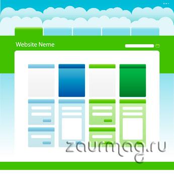 Макет сайта - 7 советов по качественной верстке шаблона сайта