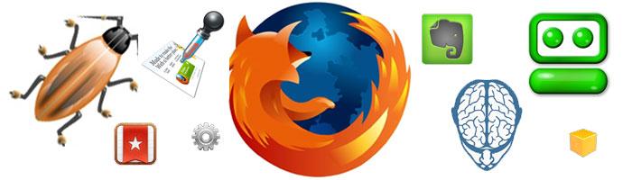 Расширения для Firefox – мой стандартный набор