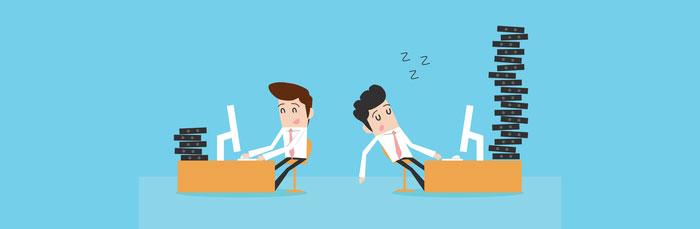 Работа и сон. Каковы пропорции?
