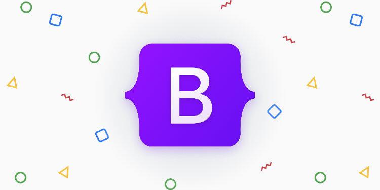 Bootstrap 5 лого